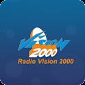 Radio Vision 2000 icon