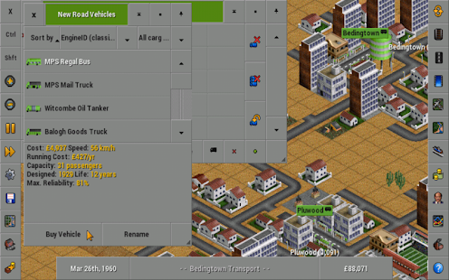 OpenTTD Screenshot 2