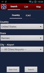 AIR Card® FBO Locator- screenshot thumbnail