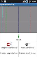 Screenshot of Quake Oracle Demo