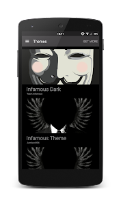 Infamous CM12 Donate v1.2