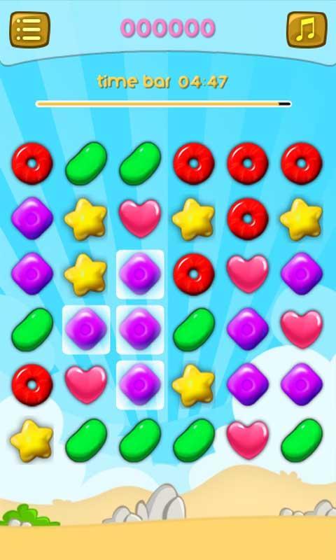 Candy Burst - screenshot