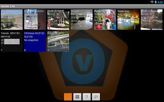 Screenshot of ONVIF IP Camera Monitor