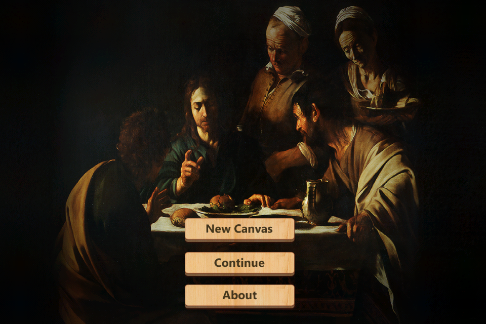 Little Caravaggio - screenshot
