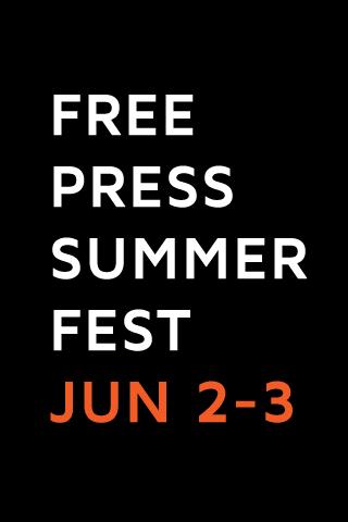 Free Press Summer Fest 2013