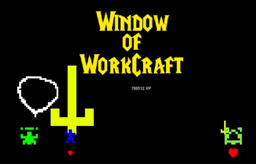 Window Of WorkCraft