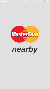 MasterCard Nearby- screenshot thumbnail