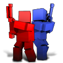 Cubemen icon