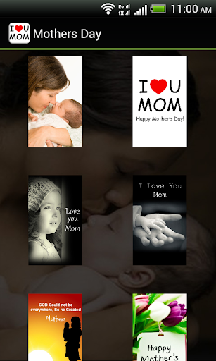 Mothers day SMS and Cards