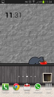 Animated Cat Live Wall Free - screenshot thumbnail