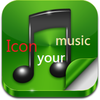 Icon your music