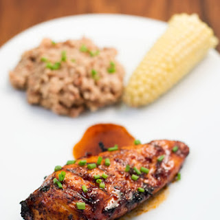 Chipotle-Honey Glazed Chicken.