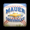 Mauer Chevrolet logo