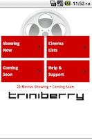 Screenshot of Trinidad & Tobago Cinema