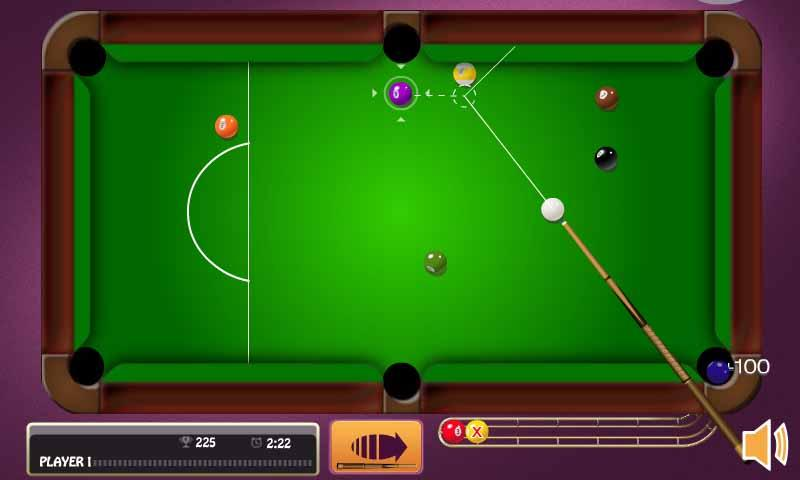Pool King Pro - screenshot
