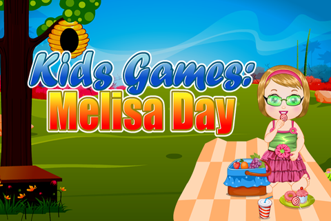 Kids Games : Melisa Day
