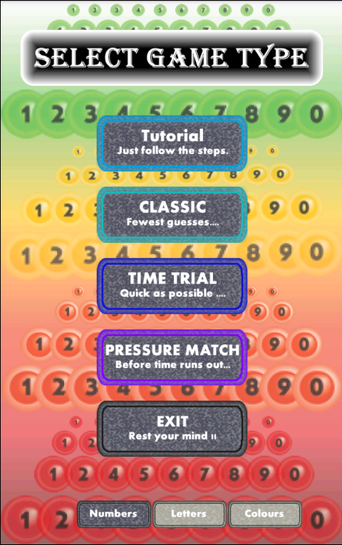 PressureMatch - Full- screenshot