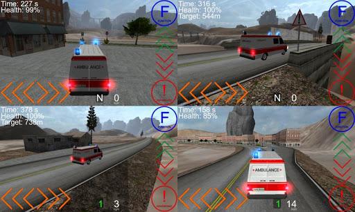 Duty Driver LITE  screenshots 7