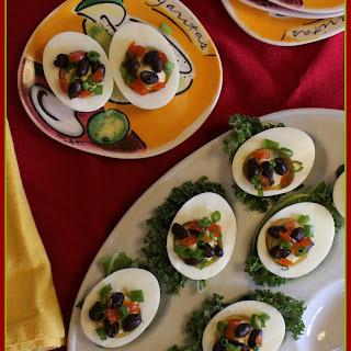 Devilicious Huevos (Deviled Eggs)