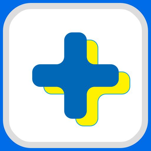 「お薬手帳プラス」日本調剤の電子お薬手帳アプリ 醫療 App LOGO-APP開箱王
