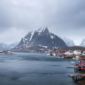 © Vlad Popescu www.vladpopescu.zenfolio.comReine - Lofoten (Norway) by Vlad Popescu - Landscapes Mountains & Hills