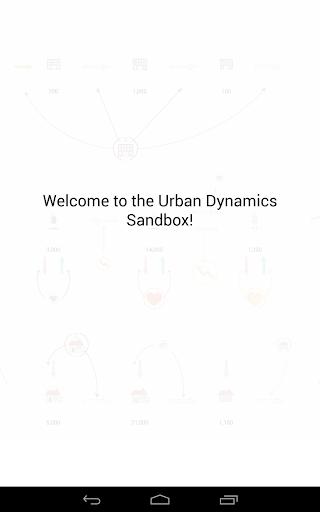 Urban Dynamics Sandbox