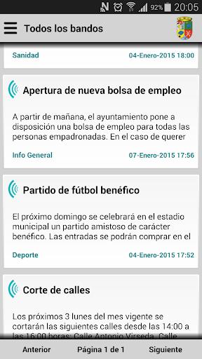 Belvís de la Jara Informa