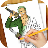 Learn to Draw One Piece Manga