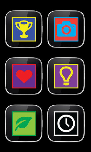 Badges for SmartWatch 2
