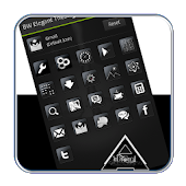 Black and White Go launcher