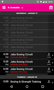 Jabz Boxing- screenshot thumbnail