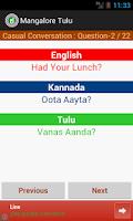 Screenshot of iLearn : Kannada - Tulu