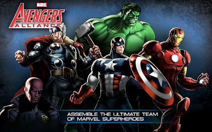 Avengers Alliance Screenshot 16