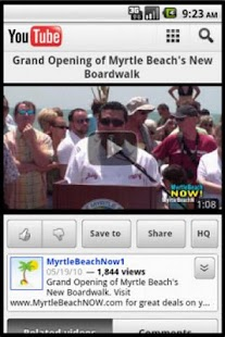 Myrtle Beach Boardwalk - screenshot thumbnail