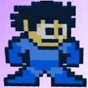 Megaman MSPaint Masterpieces icon