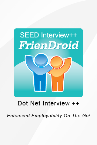 SEED DOTNET Interview++
