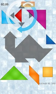 Tangram X - screenshot thumbnail
