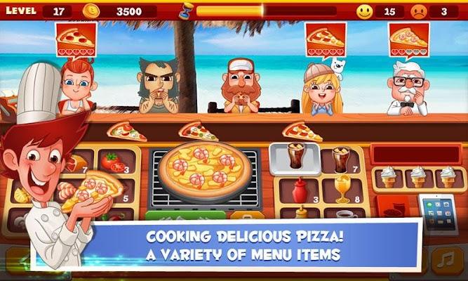 Papa Pizza Shop - screenshot