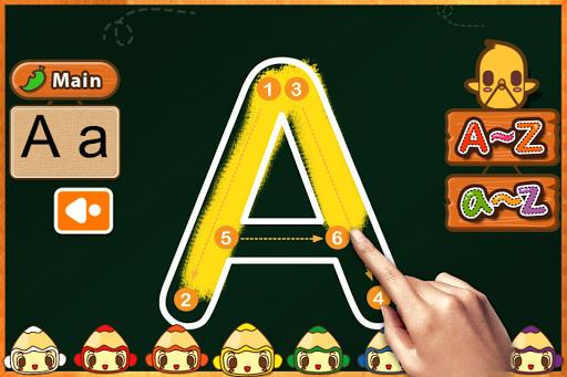 ABC 숫자 따라쓰기 읽기 듣기 공부