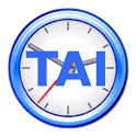 TAI Clock and Converter icon