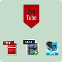 Youtube to AV Downloader icon