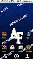 Screenshot of Air Force Live Wallpaper HD