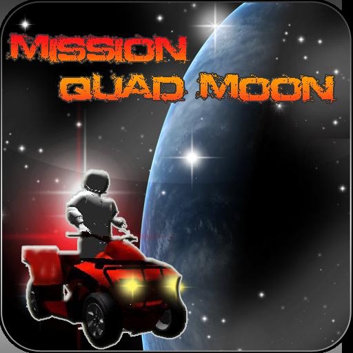 لعبة قيادة رباعية في الفضاء LOGO-APP點子