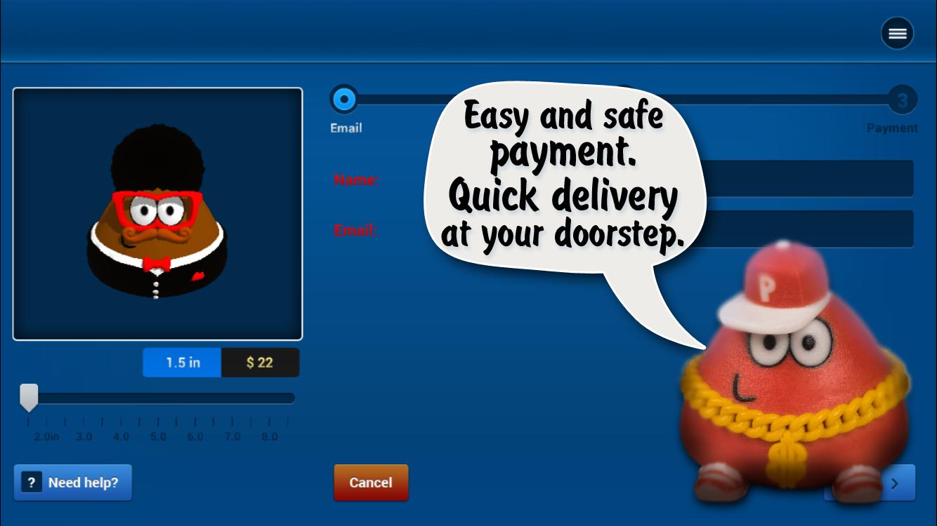 Toyze - screenshot