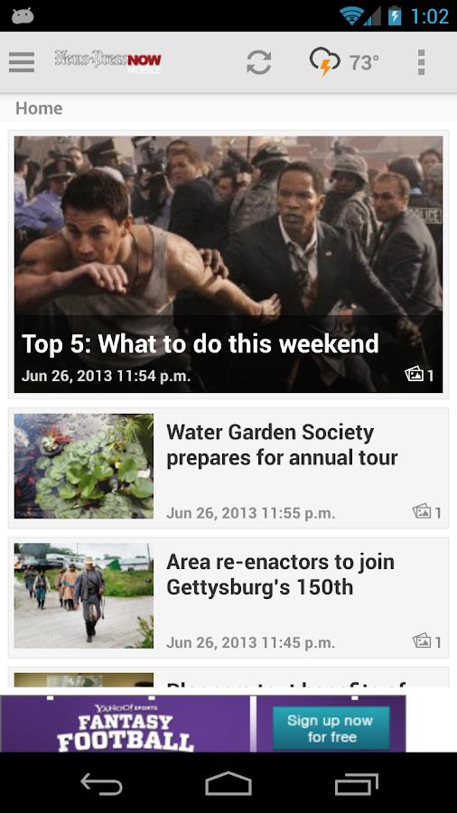 Newspressnow.com - screenshot