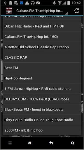 HIP HOP R B RAP TRAP OLD RADIO