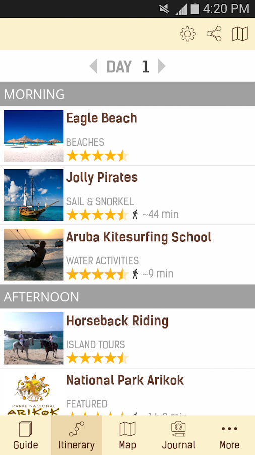 Aruba Travel Guide Android Apps on Google Play – Aruba Tourist Attractions Map