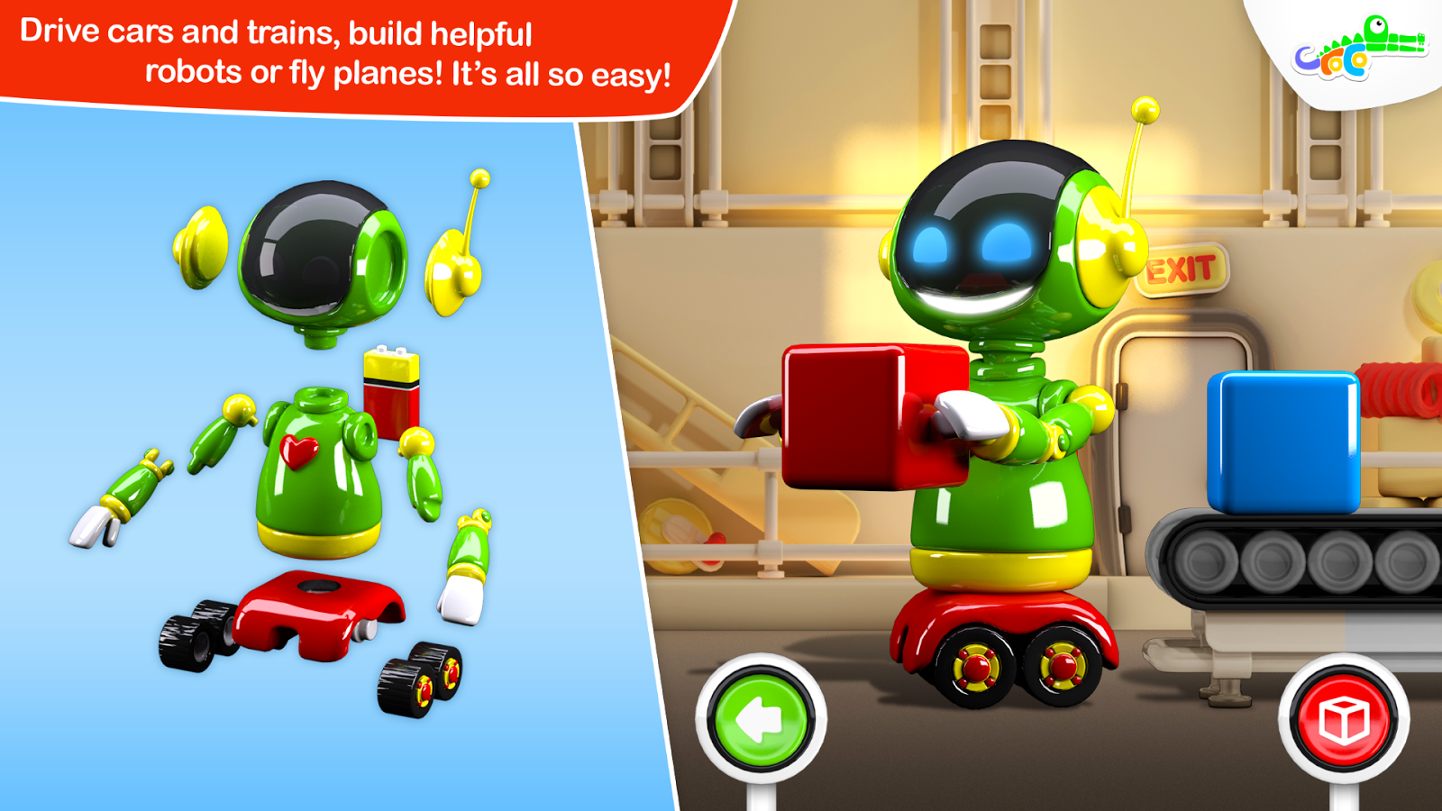 build and play 3d android apps on google play