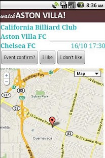 Watch Aston Villa ! - screenshot thumbnail