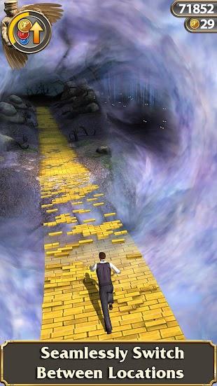 Temple Run: Oz- screenshot thumbnail
